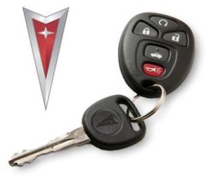 Pontiac Key