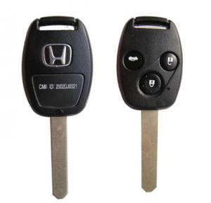 Duplicate car key