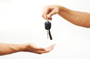 Handing keys 2